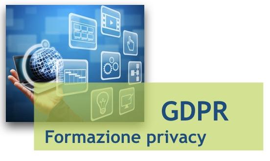 Formazione Privacy GDPR