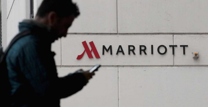 Violazione del Gdpr, maxi sanzione da 110 milioni di euro per Marriott