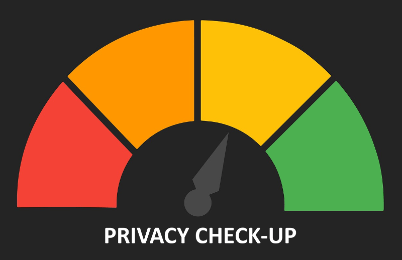 Privacy check-up