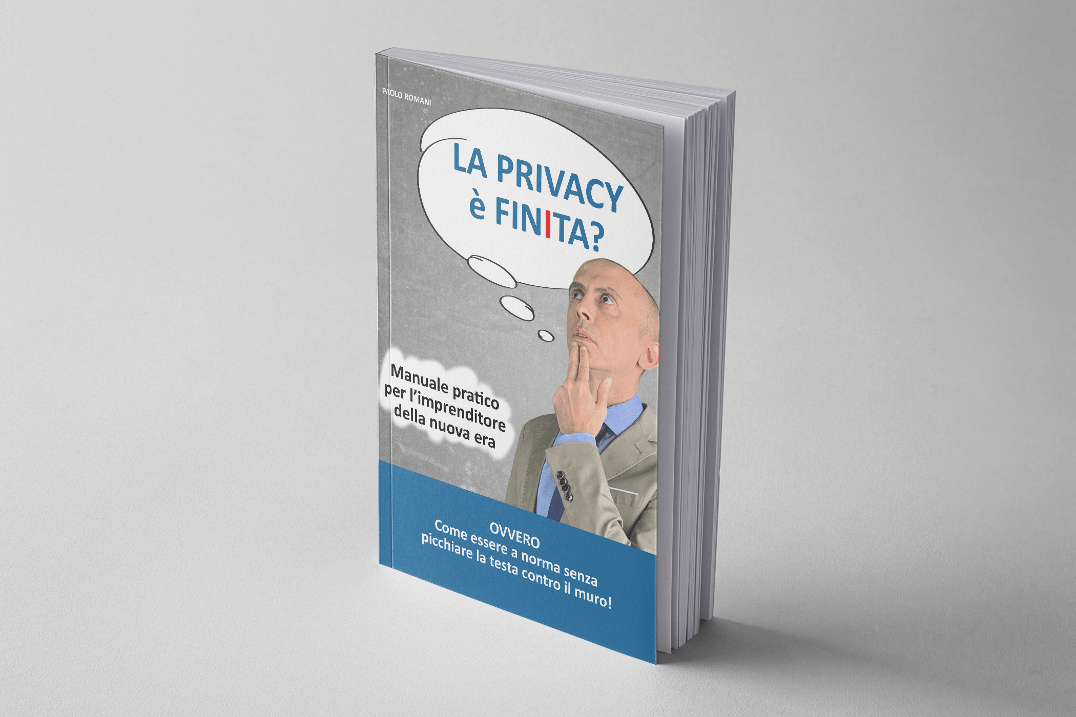 manuale la privacy è finita
