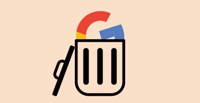Google cancellazione articolo defunto