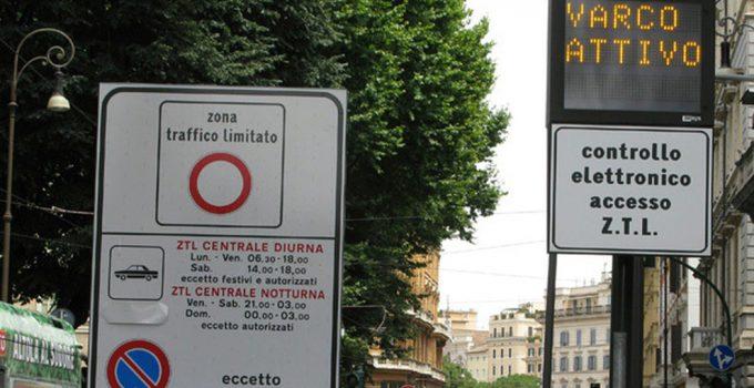 Permessi Ztl: dati accessibili a chiunque. Sanzione del Garante a Roma Capitale